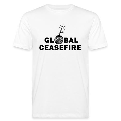 global ceasefire - Men's Organic T-Shirt