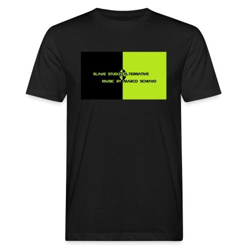 Channel_Art_Template_ufo_youtube_pt_4 - T-shirt ecologica da uomo