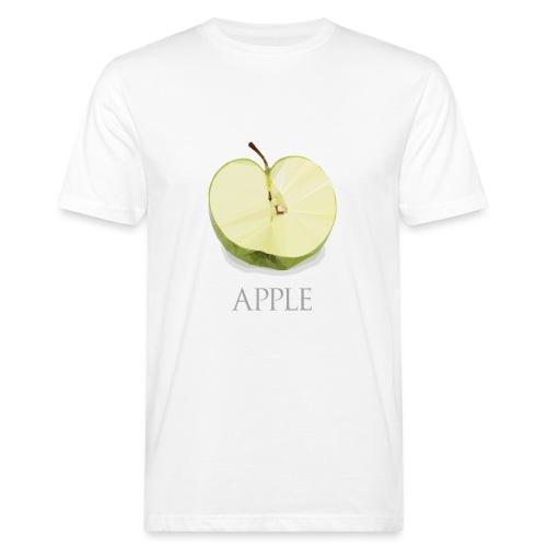 Pomme tranchée - T-shirt bio Homme
