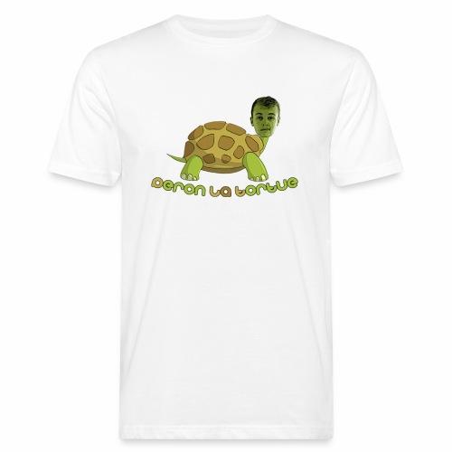 T-shirt Peron la tortue classique - T-shirt bio Homme