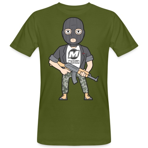 comic - Men's Organic T-Shirt