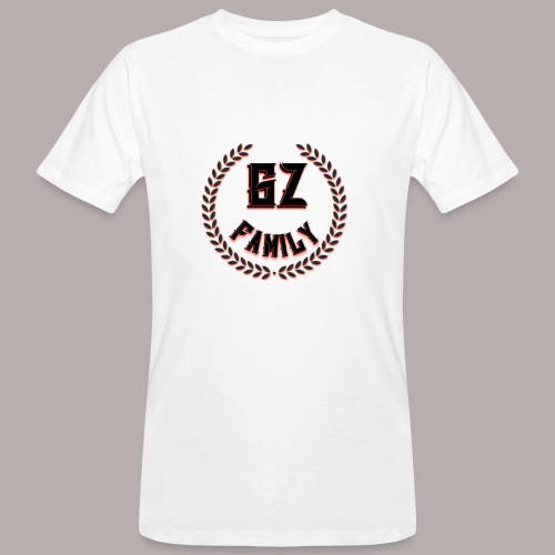 GZ FAMILY - Männer Bio-T-Shirt