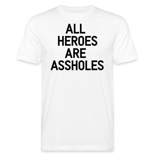AHAA – Extended - Men's Organic T-Shirt