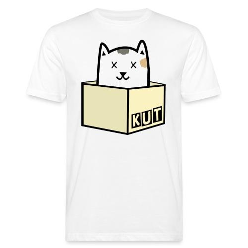 Kitten Los Default Colours - Mannen Bio-T-shirt