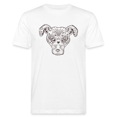 Sugar Dog - Männer Bio-T-Shirt