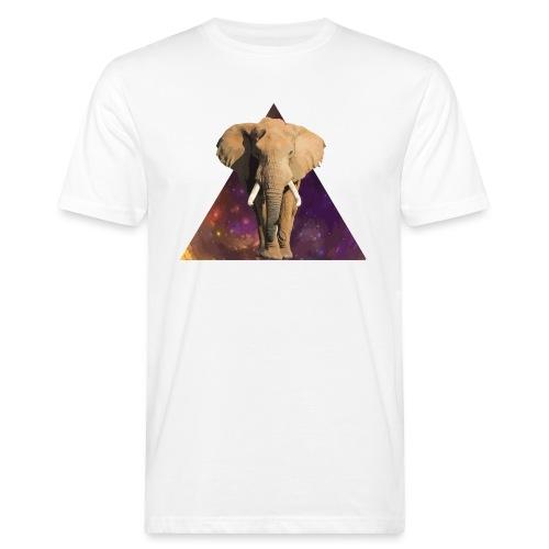 Elephant - T-shirt ecologica da uomo