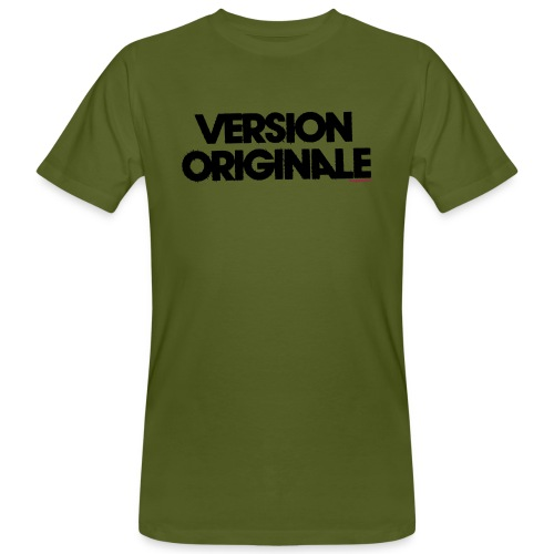 Version Original - T-shirt bio Homme