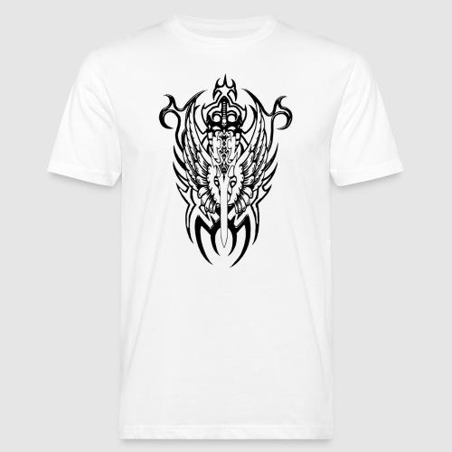 Tattoo Style - Männer Bio-T-Shirt