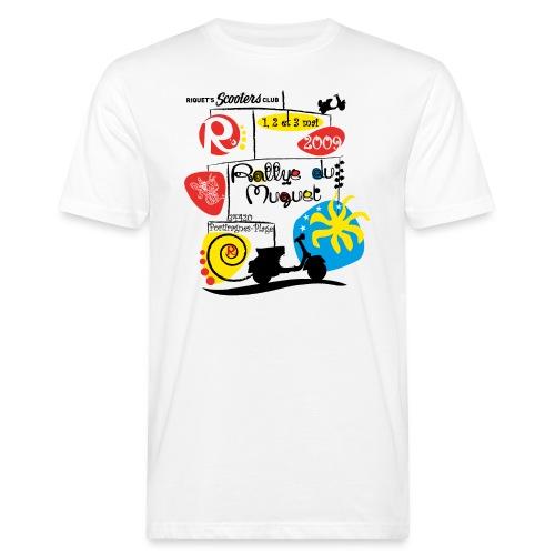 Rallye du Muguet 2009 - T-shirt bio Homme