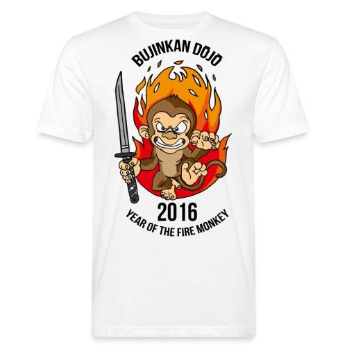 Fire monkey - Men's Organic T-Shirt