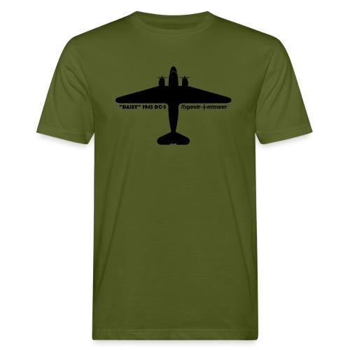 Daisy Silhouette Top 1 - Ekologisk T-shirt herr