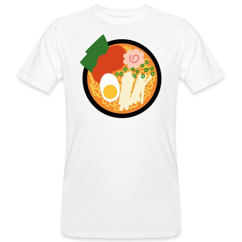 RAMEN SPIRALE - T-shirt bio Homme