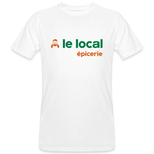 Teeshirt 2 - Le Local - T-shirt bio Homme