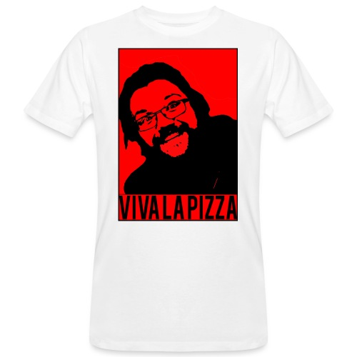 Viva La Pizza - Men's Organic T-Shirt