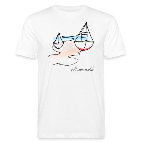 Fiskerbåde 2 - logo - Organic mænd