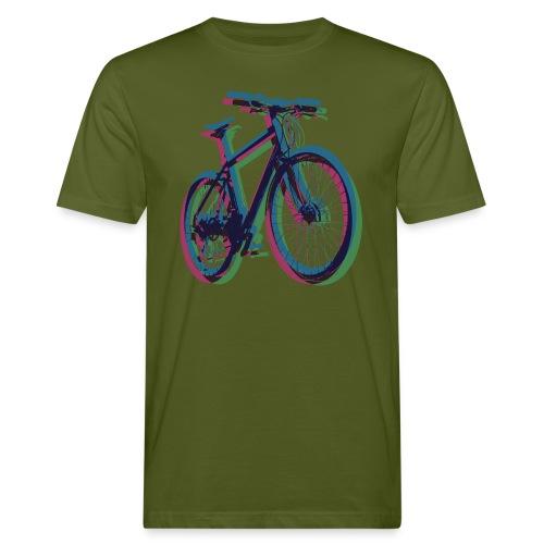 Bike Fahrrad bicycle Outdoor Fun Mountainbike - Men's Organic T-Shirt