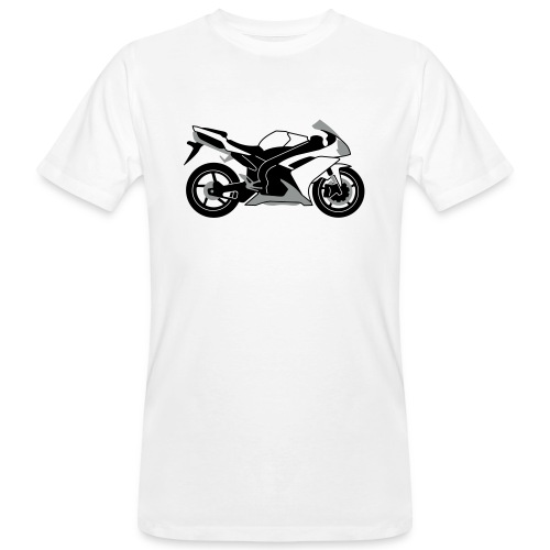 R1 07-on V2 - Men's Organic T-Shirt