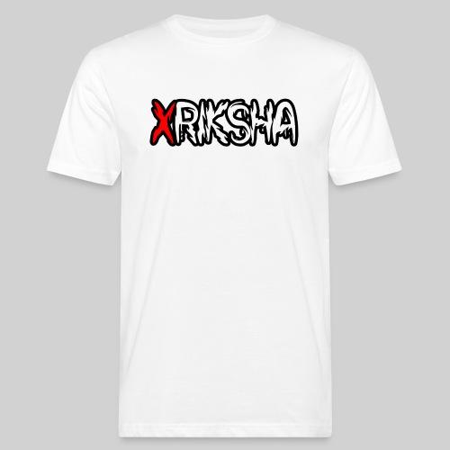 xRiksha - Miesten luonnonmukainen t-paita