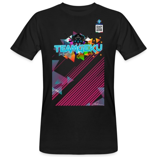 eRa E-Sport | TeamGeku [ITA] - Männer Bio-T-Shirt
