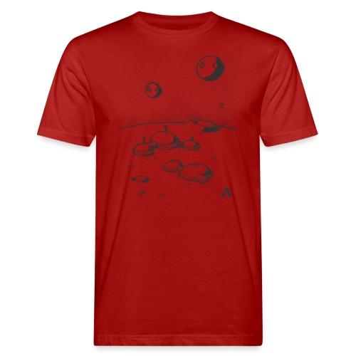 Moonbase Sketch ligne - T-shirt bio Homme