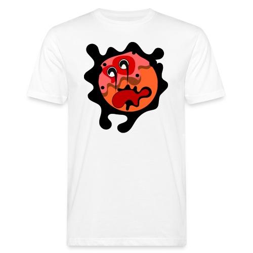 scary cartoon - Mannen Bio-T-shirt