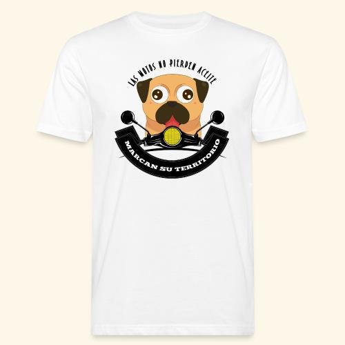 Territorio Perruno - Camiseta ecológica hombre
