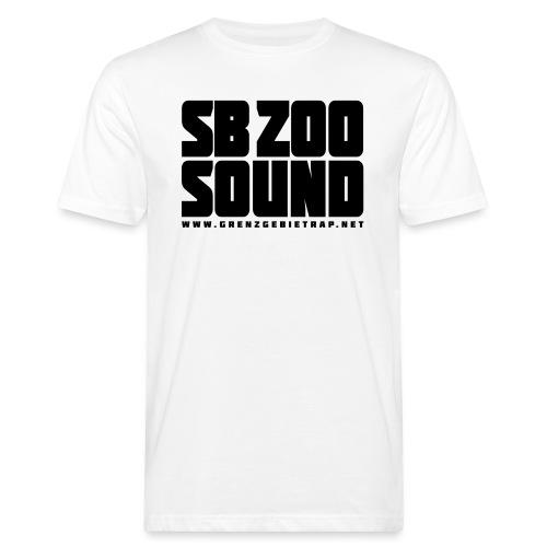 SB ZOO SOUND Blockbuster - Männer Bio-T-Shirt