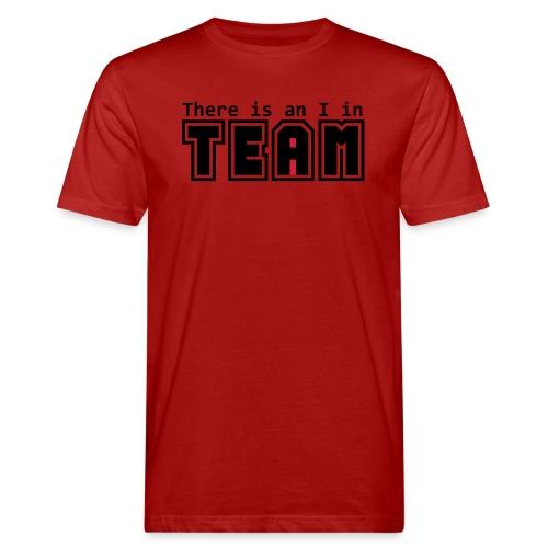 Équipe I - T-shirt bio Homme