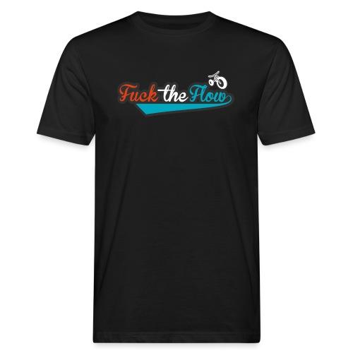 FUCK THE FLOW - T-shirt ecologica da uomo