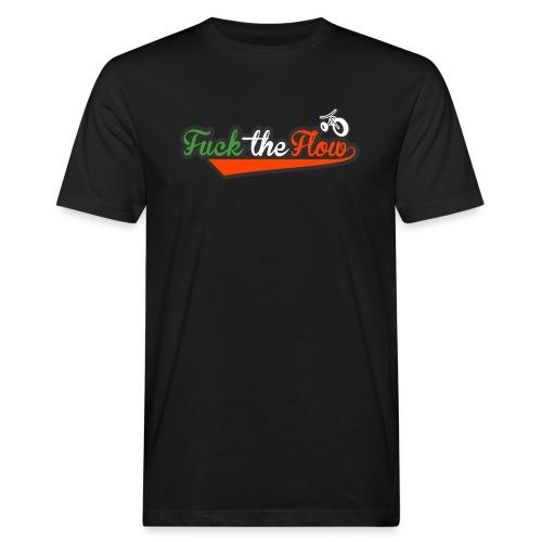 fuck the flow italy - T-shirt ecologica da uomo