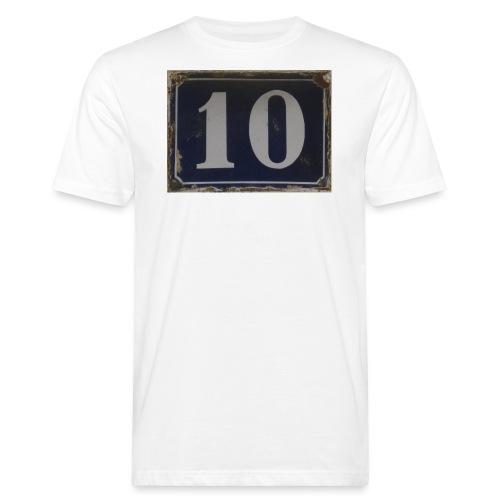 Walter Benjamin - Männer Bio-T-Shirt