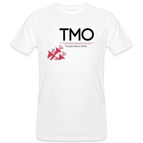 TMO Logo - Men's Organic T-Shirt