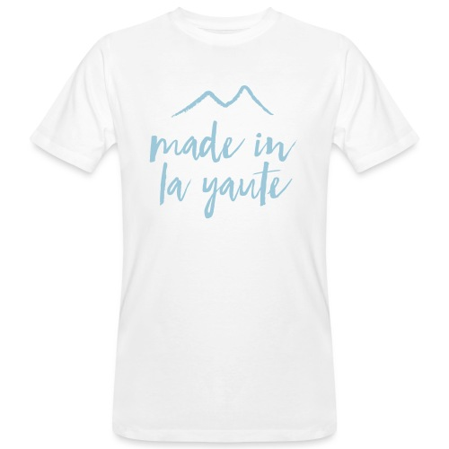 Made in la yaute - T-shirt bio Homme