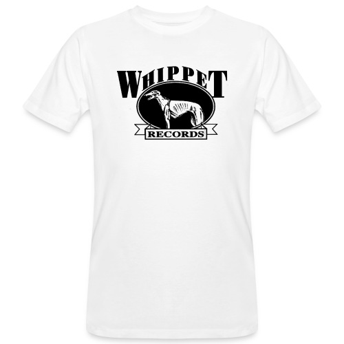 whippet logo - Men's Organic T-Shirt