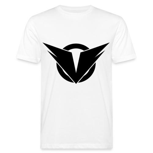 Vintry Logo on back - Männer Bio-T-Shirt