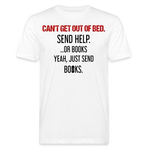 0278 books   Funny   Yeah   Bookrebels   Read - Men's Organic T-Shirt