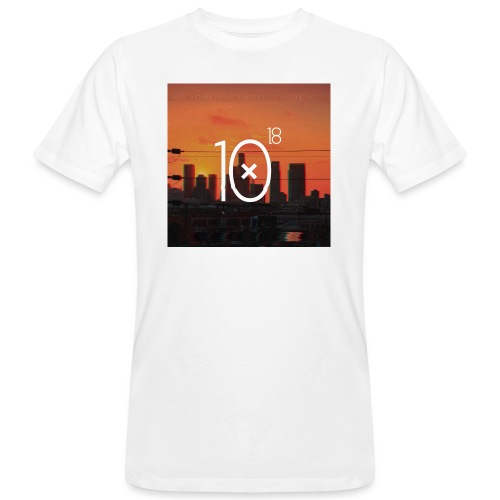 NY City tee - Ekologiczna koszulka męska