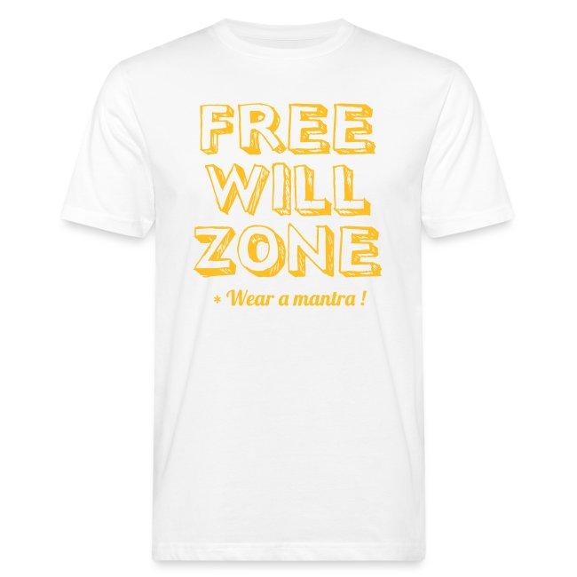 FREE WILL ZONE