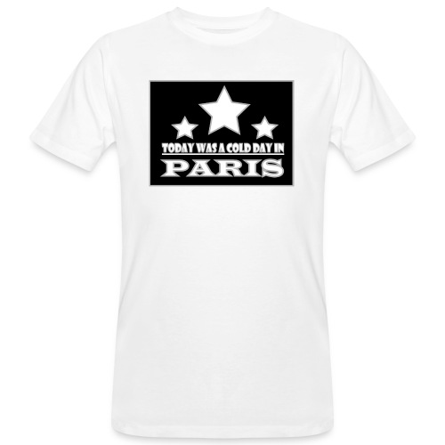 ColdParis - T-shirt bio Homme