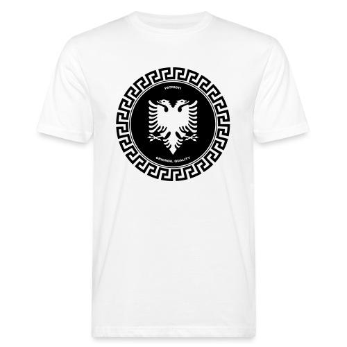 Patrioti Medusa - Männer Bio-T-Shirt