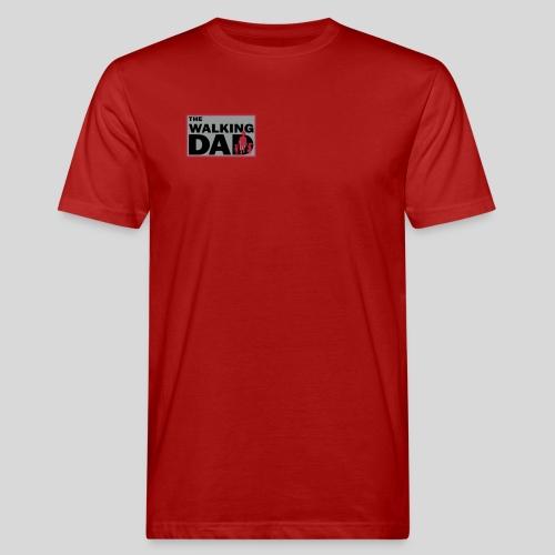 The Walking Dad 2 - Männer Bio-T-Shirt