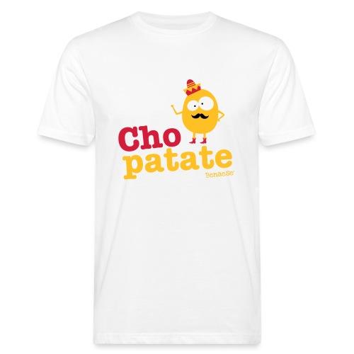 benaese_chocpatate - T-shirt bio Homme