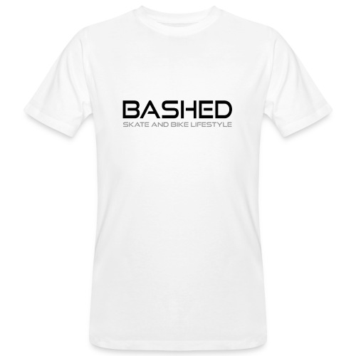 White iconic tee - Mannen Bio-T-shirt