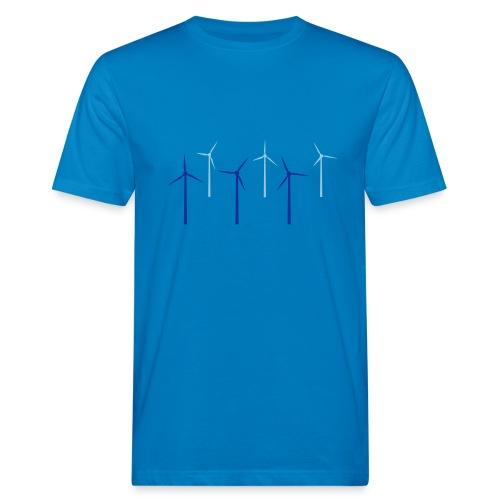 windpark2 - Männer Bio-T-Shirt