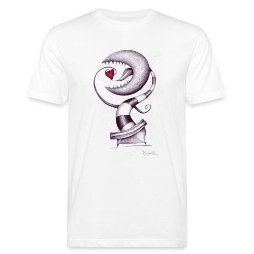 Carnivora Pianta Mangia Amore - T-shirt ecologica da uomo