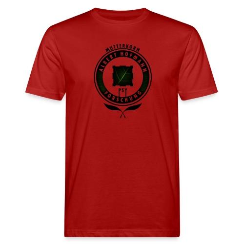 AlbertHofmann_Forschung - Männer Bio-T-Shirt