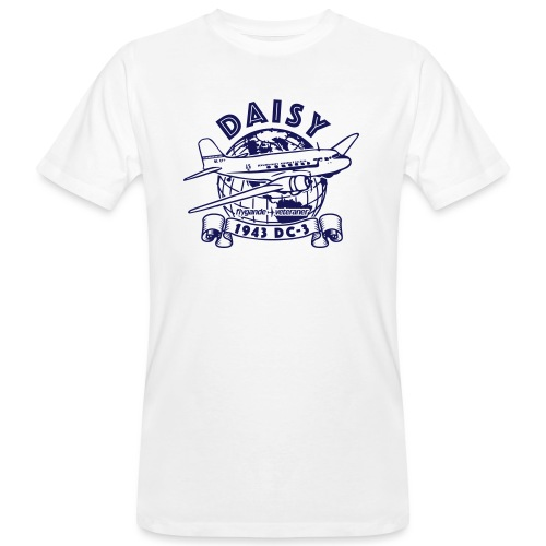 Daisy Globetrotter 1 - Ekologisk T-shirt herr