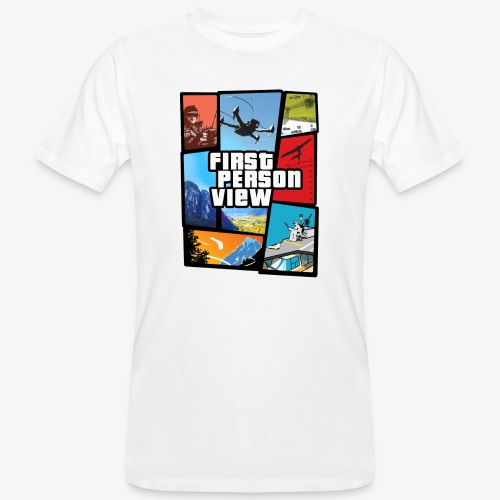 Ultimate Video Game - Men's Organic T-Shirt