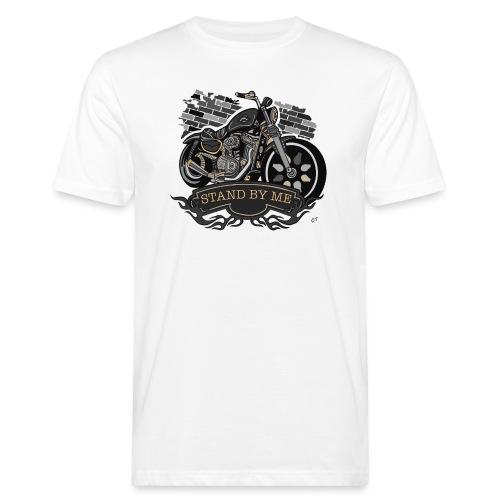 moto - T-shirt ecologica da uomo