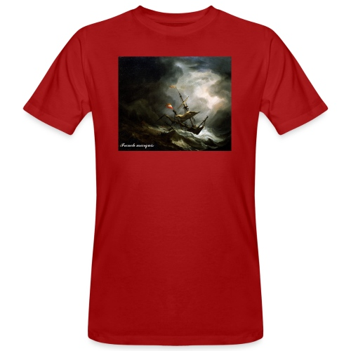 T-shirt French marquis Storm - T-shirt bio Homme